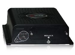 4 kanálový mobilní DVS - REAL TIME CIF/4CIF + GPS