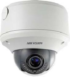VENKOVNÍ IP kamera s IR + ICR; obj. 2,7-9mm; PoE; AUDIO+Zoom
