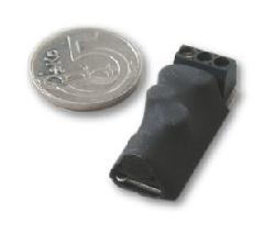 MINI mikrofon s kompresním zesilovačem