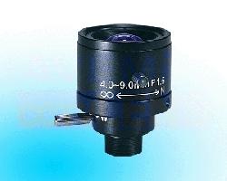 objektiv 4 - 9mm pro deskovou kameru