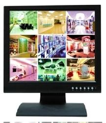 17 ' LED Monitor pro kamerové systémy