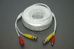 Universální propojovací kabel napájení+video 20m