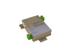 Aktivní převodník videosignálu twist kabelem 1200m