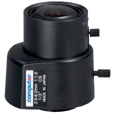 CS-mount objektiv 2.9 - 8.2 mm