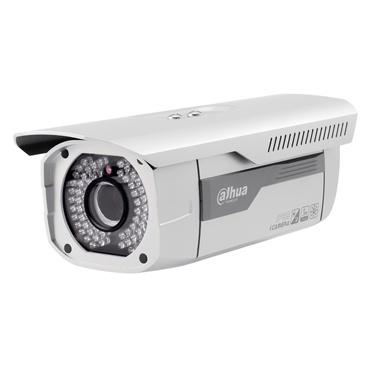 Venkovní IP kamera 3MPix s IR + ICR; obj.8-16mm;