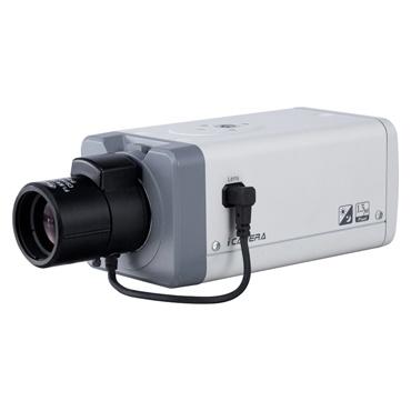 - 1,3Mpix. CCD IP kamera DEN/NOC; ICR; PoE; AUDIO