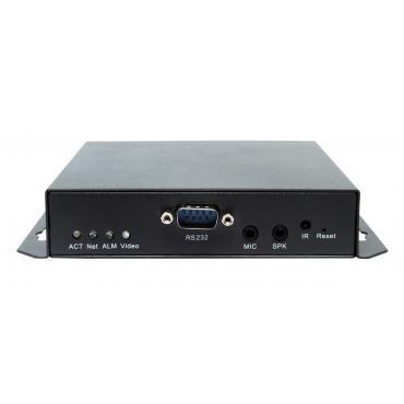 4 kanálový videowebserver