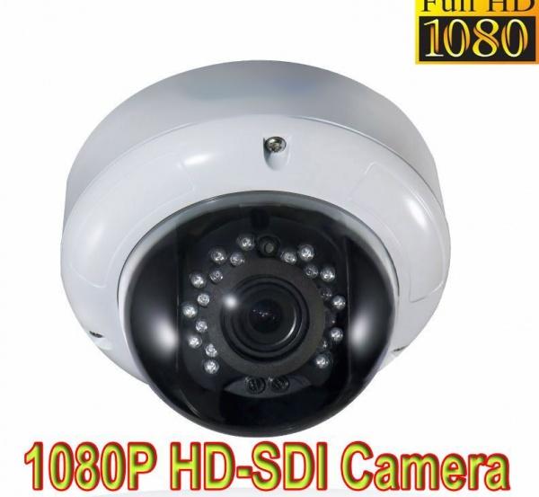 Venkovní kamera 2,2Mpix s WDR+ICR+IR, obj.2,8-12mm,