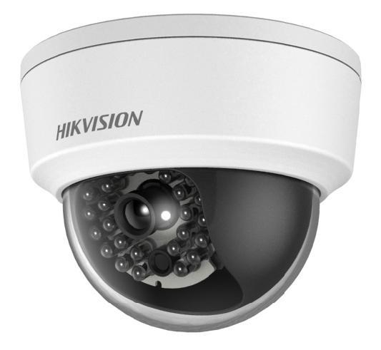 - 1,3MPix IP venkovní DOME kamera; ICR + IR + obj.4,0mm