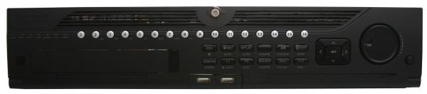 64 kanálový NVR pro IP kamery do 5MPix. s HDMI; 2x LAN; RAID
