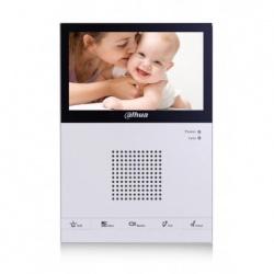 Analogový barevný 7 palcový handsfree monitor