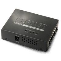 4 portový konvertor pro napájení po Ethernetovém kabelu