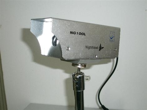 venkovní LASER lampa s dosahem 100m