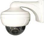 HD-SDI - DOME kamera s IR