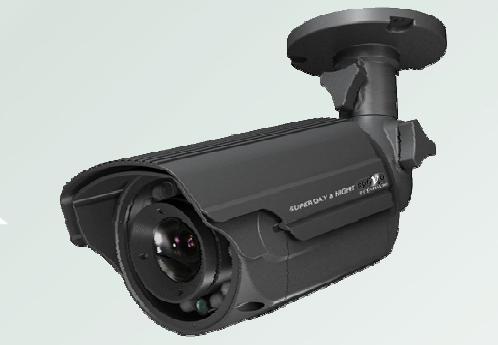 Barevná kompaktní kamera i IR 50m 650 TVř Den, 700 TVř Noc