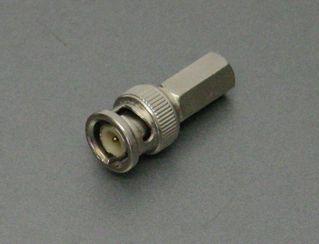 BNC konektor samořezný