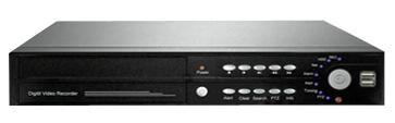 Digitální záznamové zařízení pro 16 kamer - DVR 16 kanálové