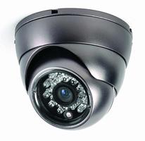 Dome kamery