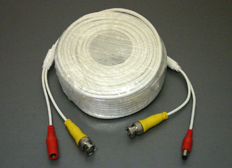 Universální propojovací kabel napájení+video 40m