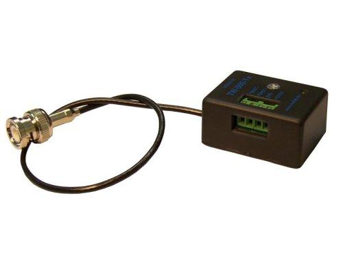 Aktivní převodník videosignálu twist kabelem 500m